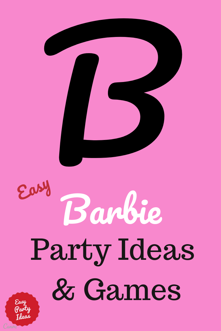 Barbie Party Ideas