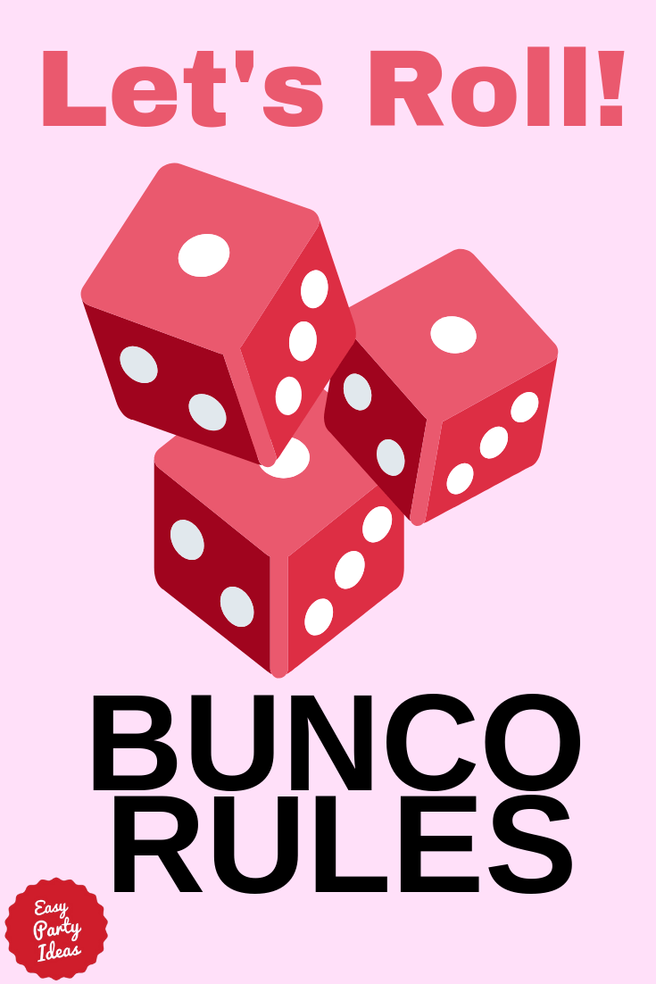 Bunco Rules and FAQ