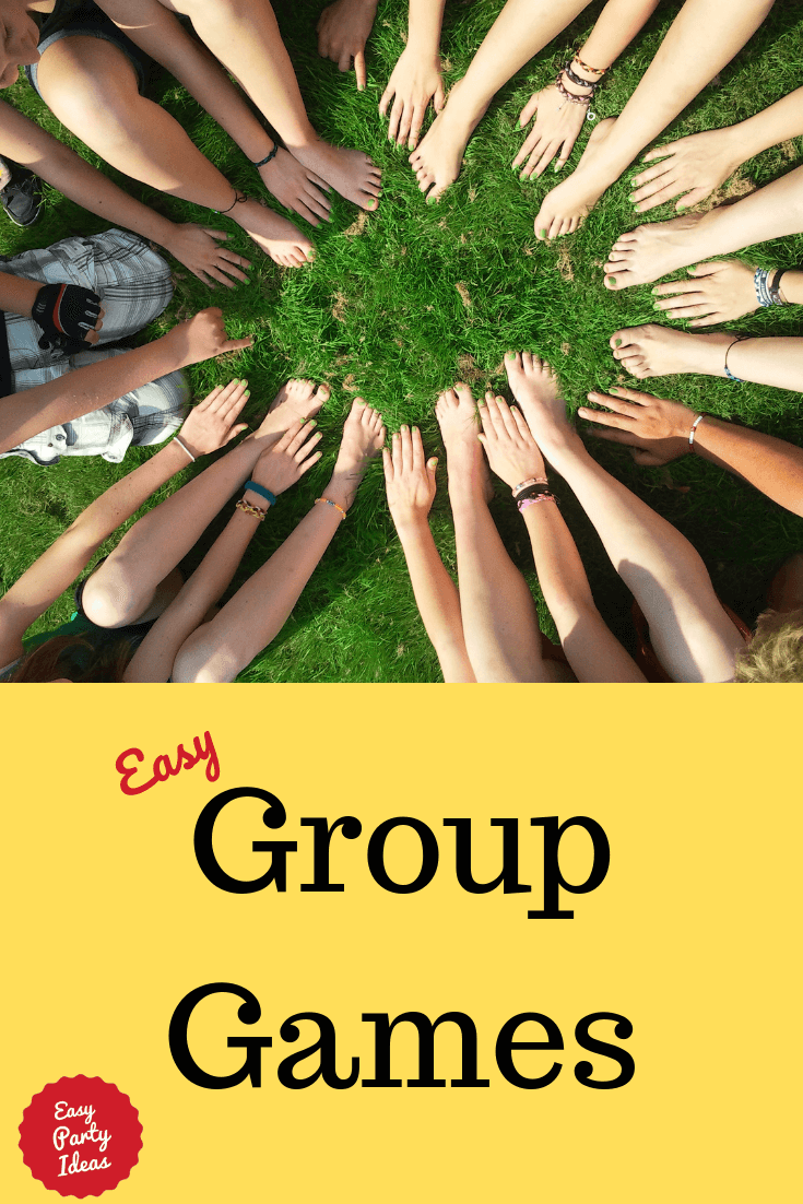 Easy Group Games