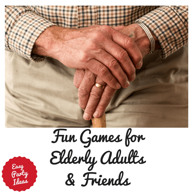 Elderly Adult Games