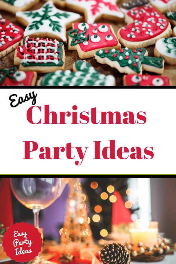 Christmas Party Ideas