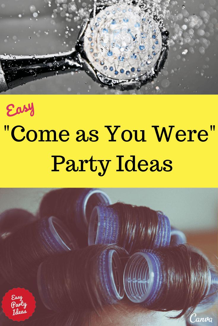 Vintage Party Idea