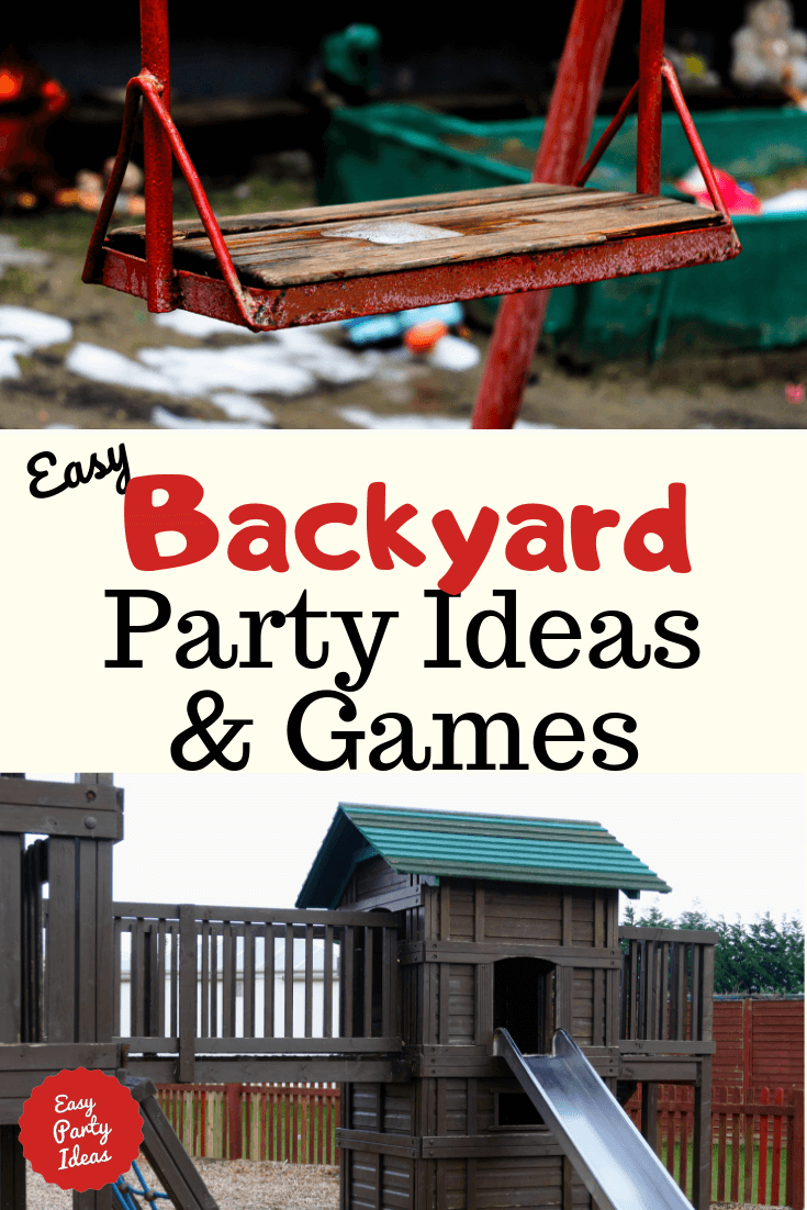 How to host the perfect backyard birthday party