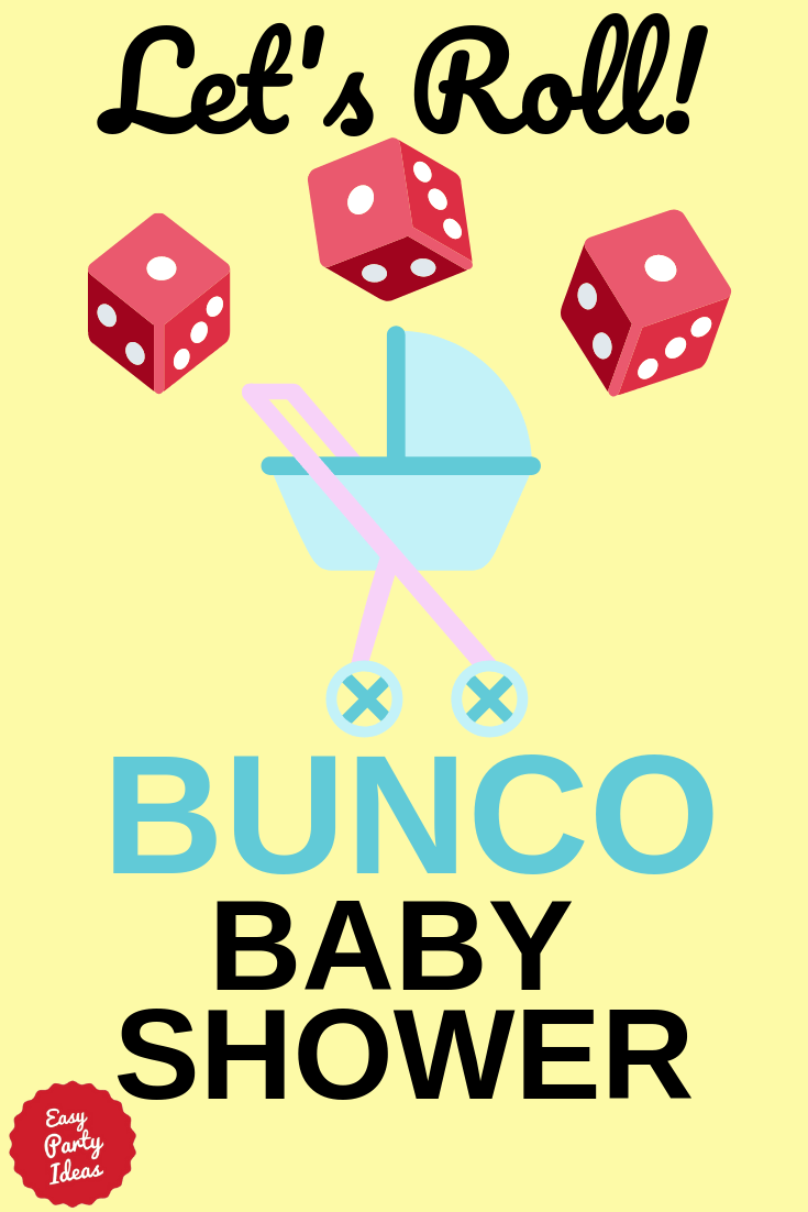 Bunco Baby Shower