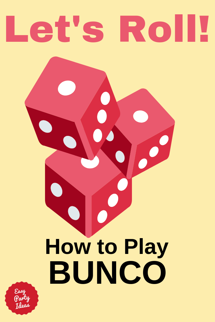 How to Play Bunco