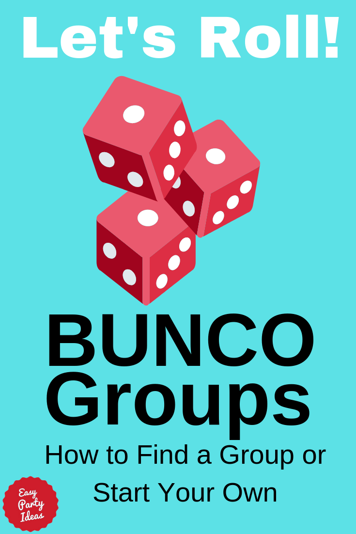 How to Find a Bunco Group or Start Your Own