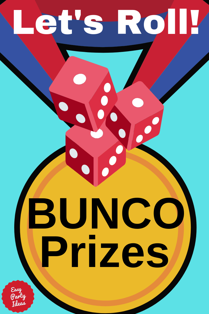Bunco Prize Ideas
