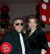 1940s Costume Couple