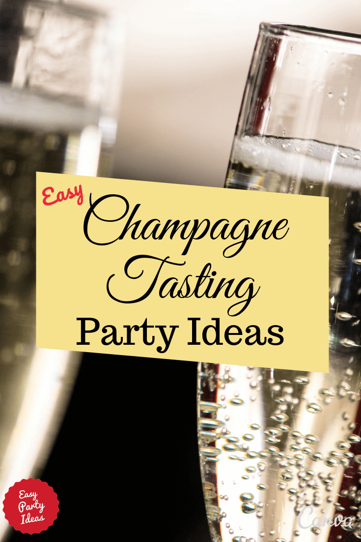 Champagne Tasting Party