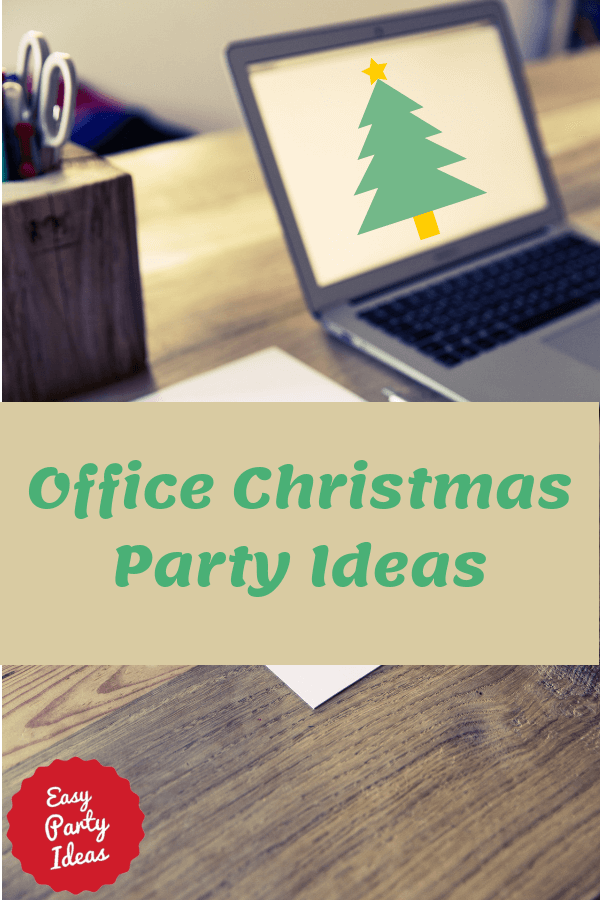 Christmas Office Party Ideas