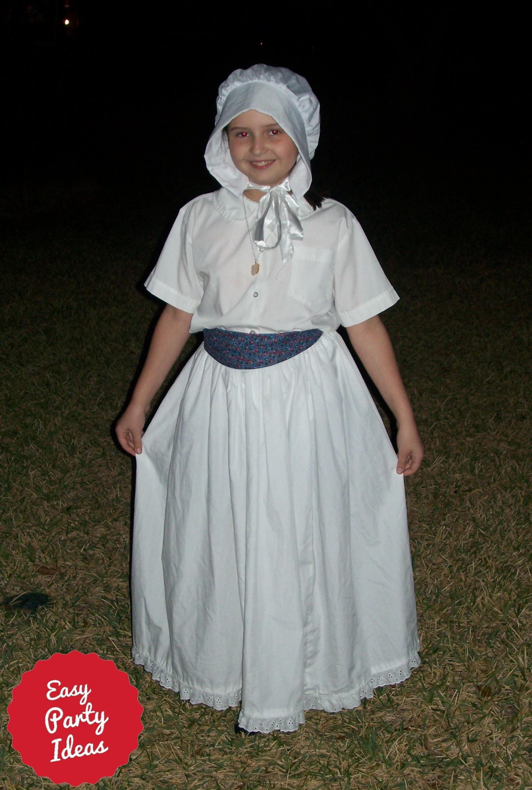 Prairie Girls Costume