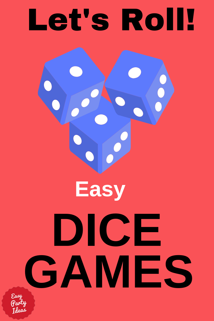 Dice Party Games