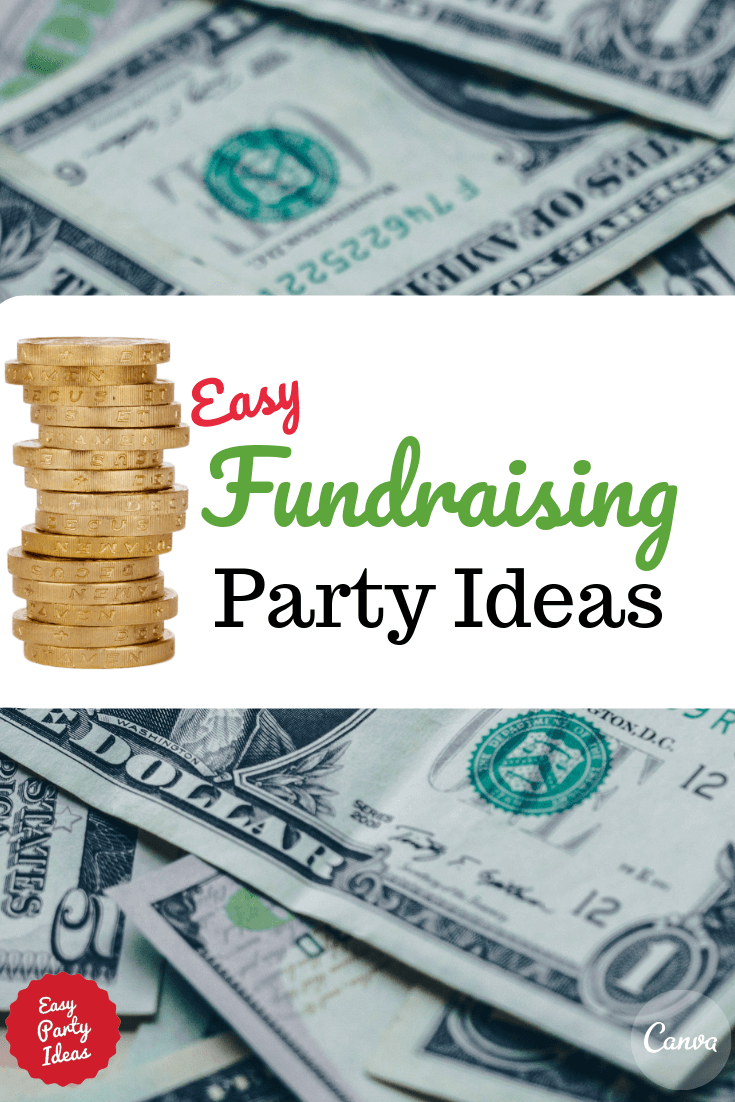 Fundraising Party Ideas
