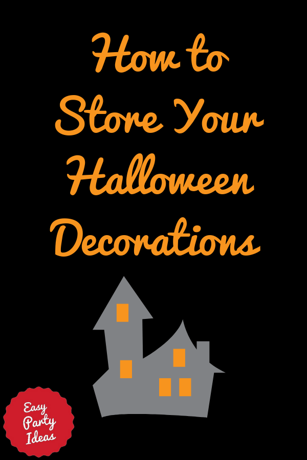 Link to How to Store Your Halloween Party Decorations