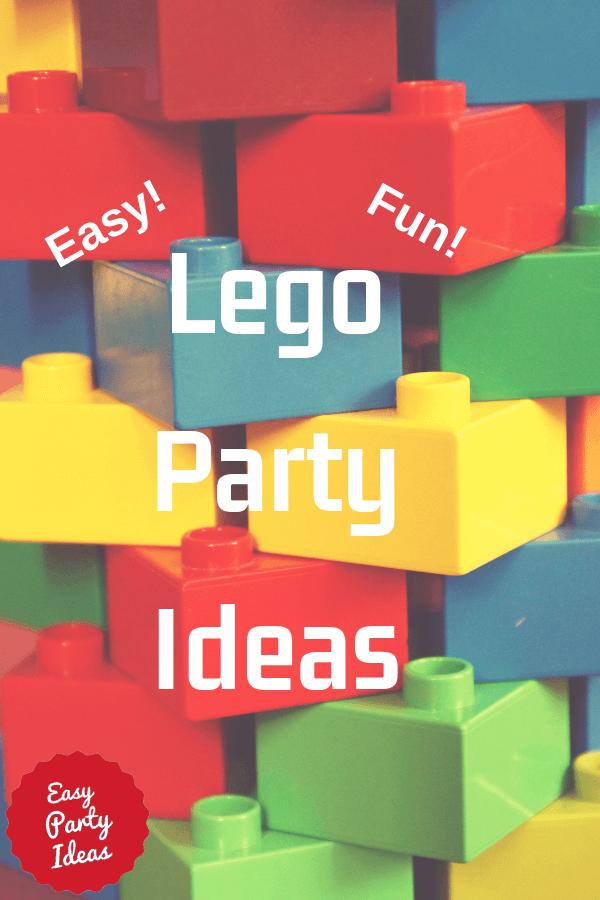Lego Party Ideas