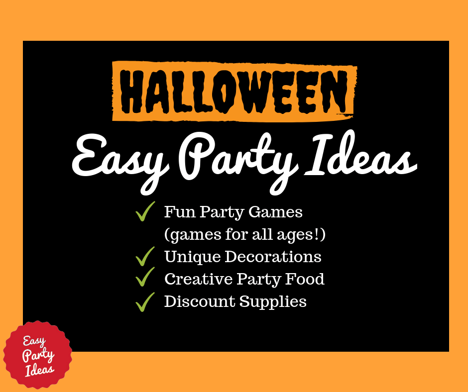 Link to Halloween Party Ideas Main Page