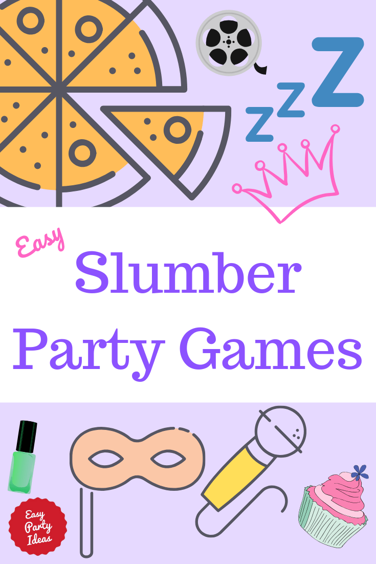 Slumber Party Games