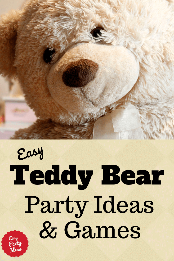 Teddy Bear Party Ideas and Games