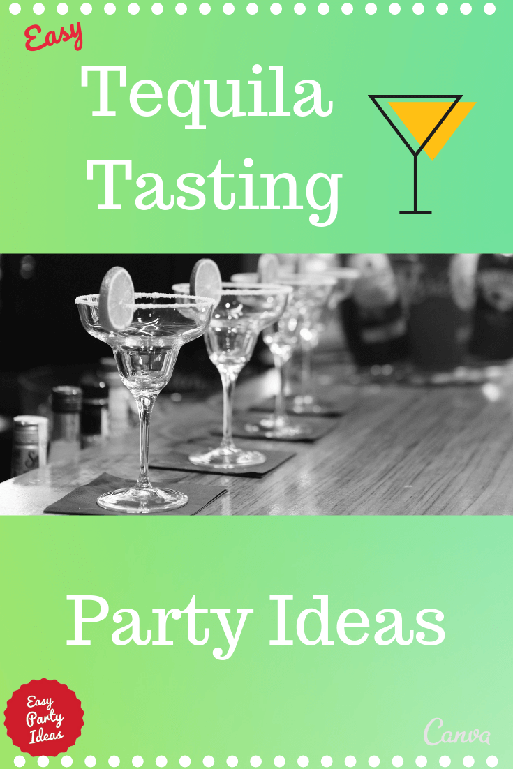 Tequila Tasting Party