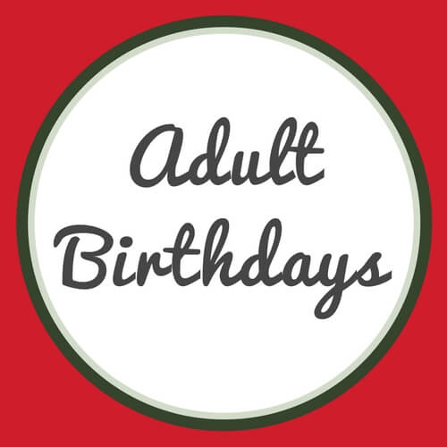 Best Adult Birthday Ideas