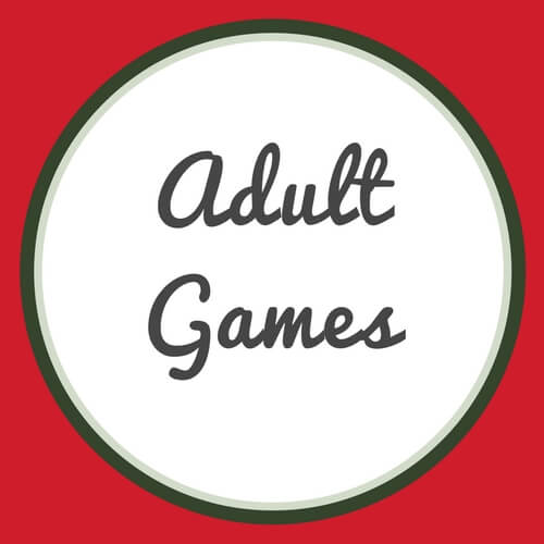 graphic relating to Make Your Own Matching Game Printable identified as Grownup Celebration Sport Programs
