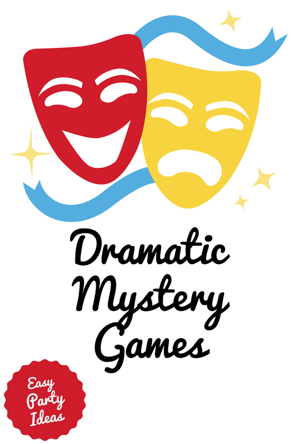 Mystery Games to Act Out at your Party