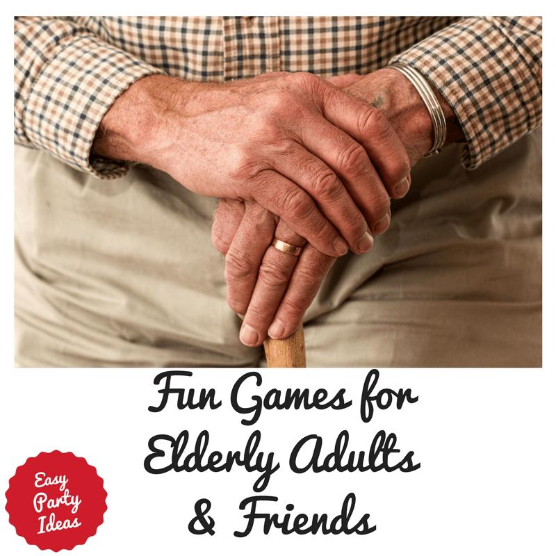 Elderly Adult Games