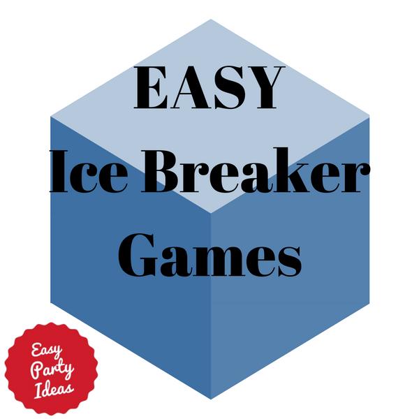 Easy Ice Breaker Games
