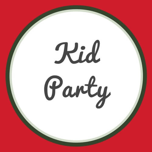 Kid Birthday Games, Themes and Decor