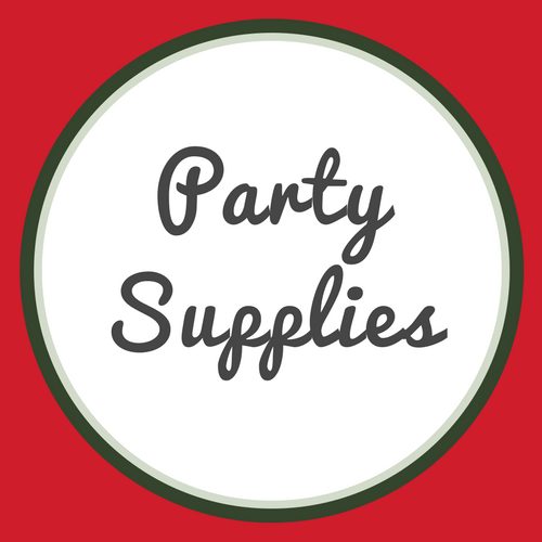 Cheap Supplies and Decorations