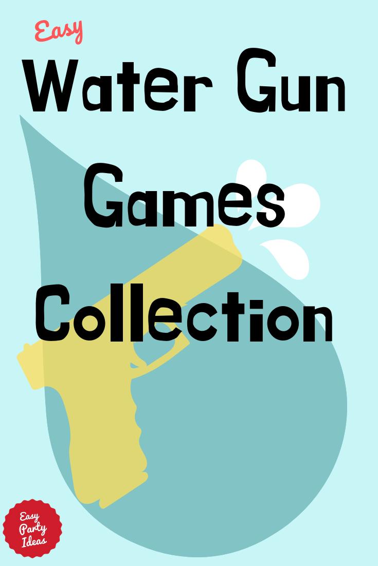 Water Gun Games
