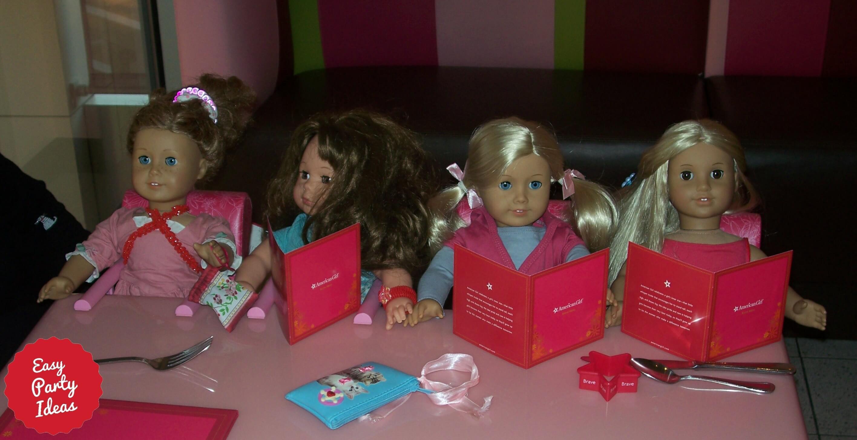 American Girl Cafe
