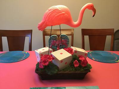 Flamingo Bunco
