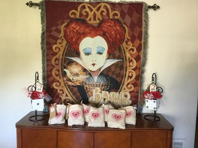 Queen of Heart Bunco