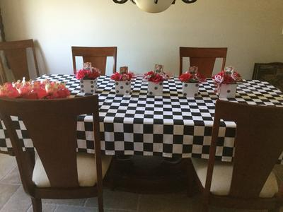 Queen of Hearts Bunco