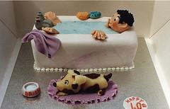 It S A Bathtub Cake