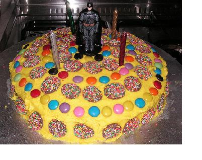 Cake Ideas Batman
