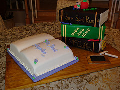 Image Result For Easy Book Cake