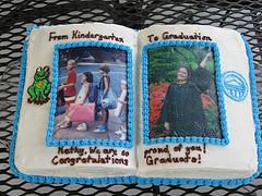 Graduation Cake Design Ideas
