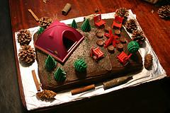Campout Cake