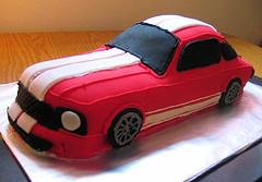 Cake Race Car Ya Yas Meaning