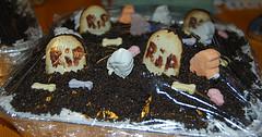 Zombie Cake Ideas