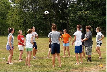 Team Building Activities For Youth Volleyball