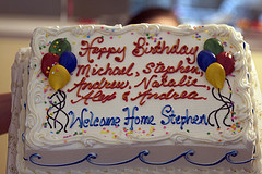 Another Idea Is To Share A Cake Here Are Some Great Birthday Ideas For Celebrating Multiple Birthdays