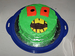 Monster Cakes Images