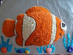 Nemo Cake Ideas