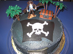 Wilton Pirate Cake Pan Instructions