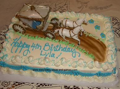 Image Result For Easy Castle Cake