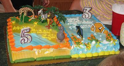 Birthday Cake Options