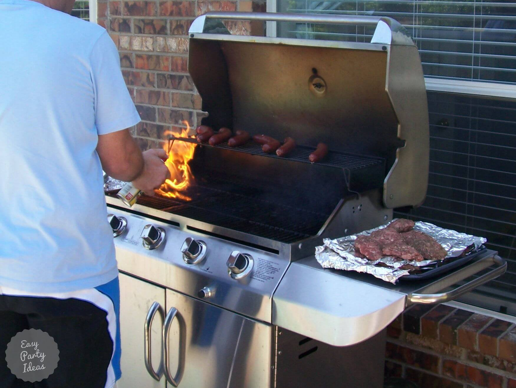 Cookout on Grill